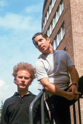 Simon And Garfunkel 1965