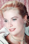 Princess Grace classic colour portrait Prints