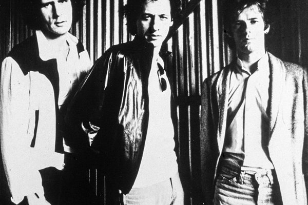 Promotional Portrait Of Dire Straits