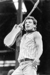 Bruce Springsteen trademark pose 1985 Canvas
