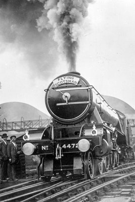 Flying Scotsman 1933
