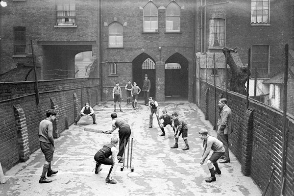 Playing The Game 1933