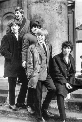 Rolling Stones In The Square
