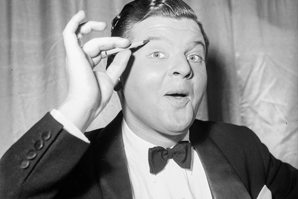 Benny Hill English Comedian 1956
