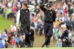 McDowell & McIlroy - Day 2 Foursomes Prints