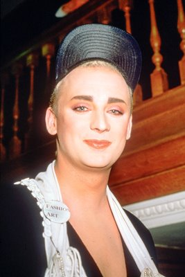 Boy George Culture Club 1987