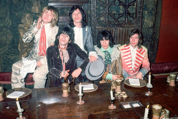 The Rolling Stones - 'Beggars Banquet' 1968