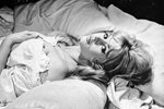Bardot In Bed 1960 Prints