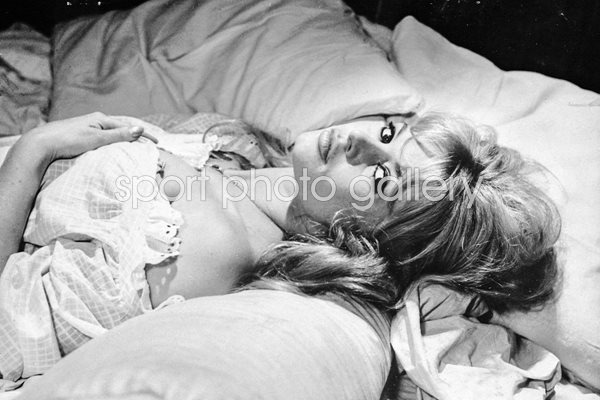 Bardot In Bed 1960