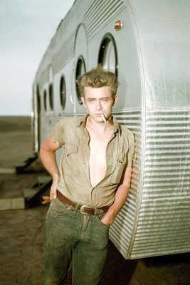James Dean Classic Portrait