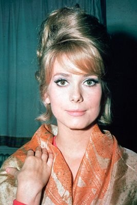 A Young Deneuve 1961