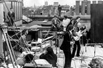 Rooftop Beatles Canvas