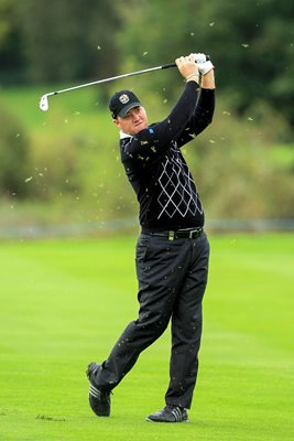 Peter Hanson 2010 Ryder Cup Action