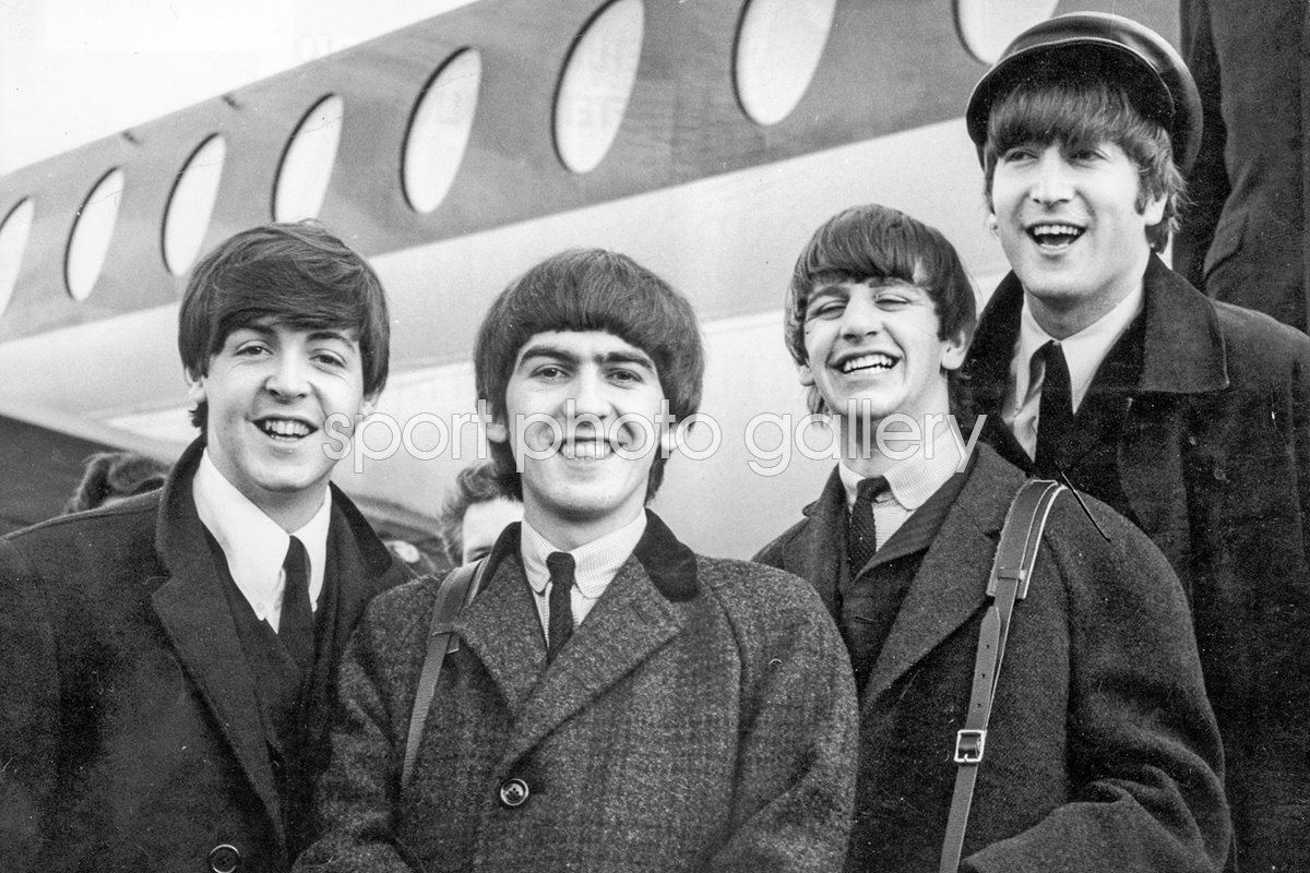 Beatles Return 1964