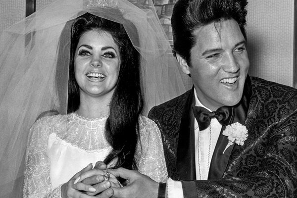 Mr And Mrs Presley