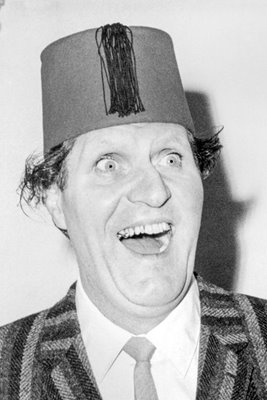 Tommy Cooper London 1967
