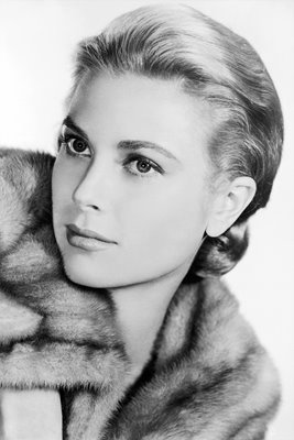 Grace Kelly Studio Portrait