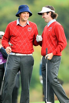 Bubba & Jeff - Day 3 2010 Ryder Cup