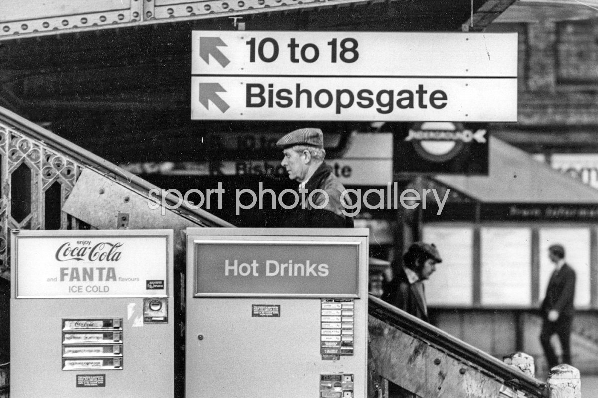 Liverpool St Station 1976