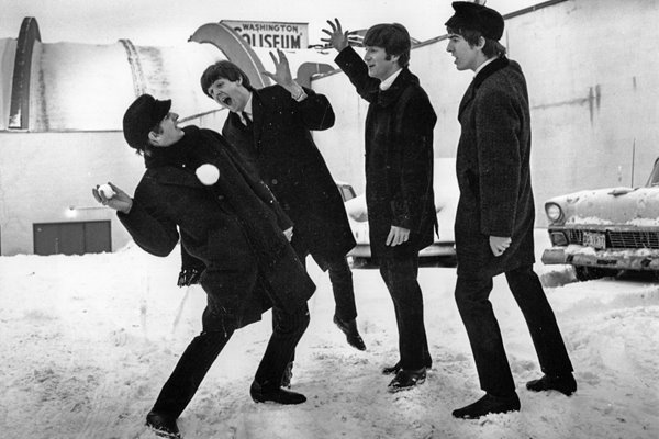 Snowball Beatles 1964