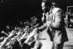 Marvin Gaye 1976 Canvas