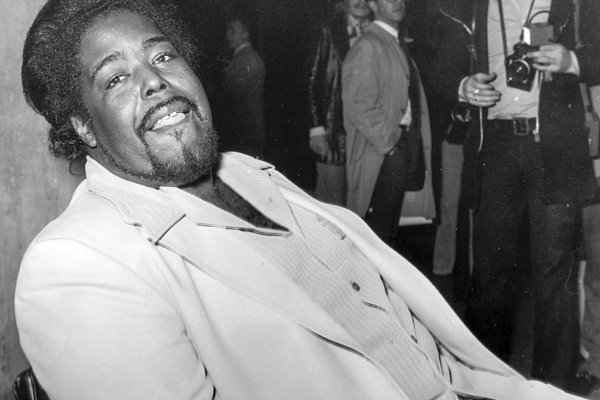 Barry White 1974