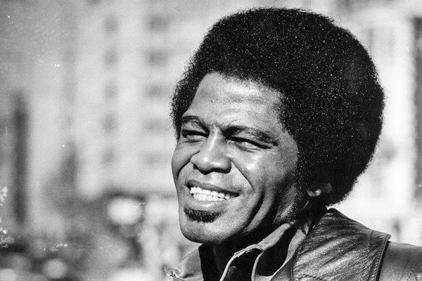 """The Godfather"" James Brown"