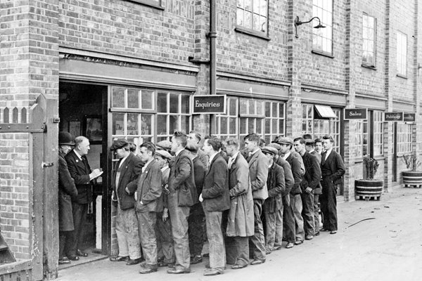 Job Queue, 1950s