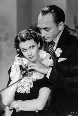 Vivien Leigh and Conrad Veidt 1937
