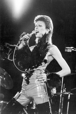 David Bowie at The Marquee Club