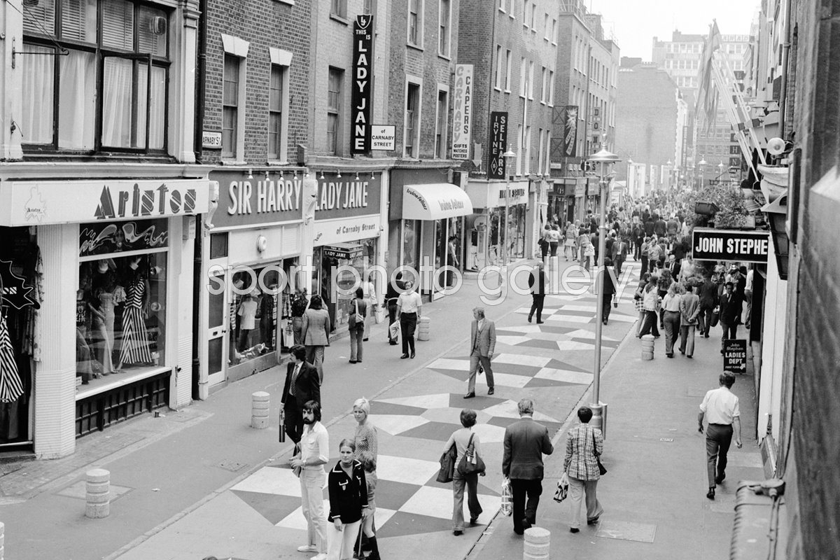 Carnaby Tiles 1973