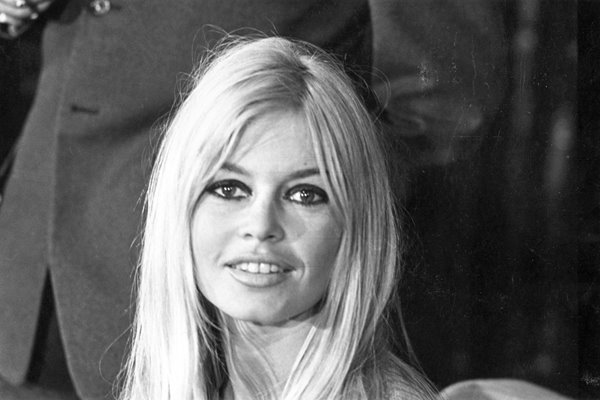Bardot In Britain 1966