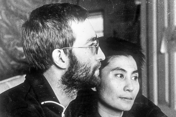 Lennon And Ono 1970