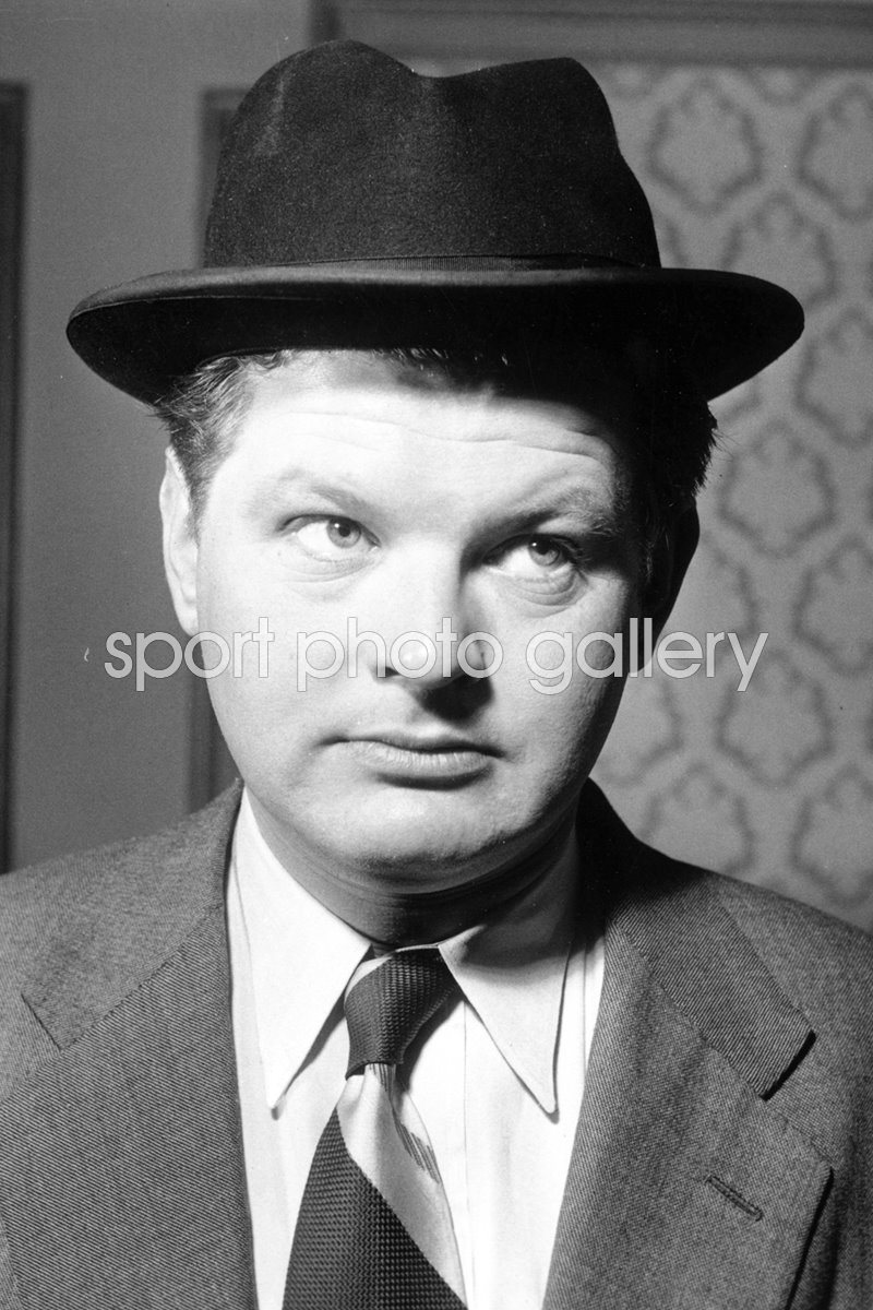 Benny Hill British Comedian 1954