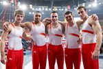 England Commonwealth Games Gymnastics 2010 Prints