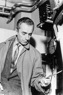 Antonioni in London