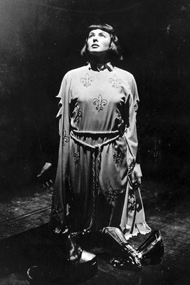 Bergman As Joan of Arc 1946