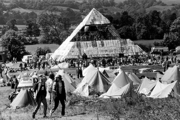 Glastonbury 1971