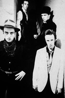 The Clash Portrait session
