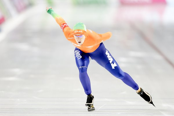 Ireen Wust Netherlands World Cup Speed Skating 2013
