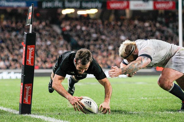 Conrad Smith New Zealand v England 2014