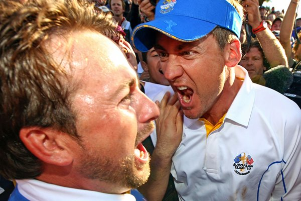 Poulter Passion at Victory Moment