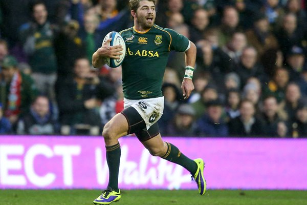 Willie Le Roux South Africa v Scotland 2013