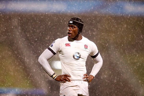 Maro Itoje England 2014 Junior World Champions