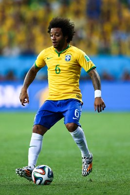Marcelo Brazil 2014 World Cup