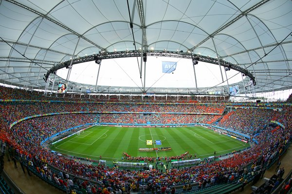 Arena Fonte Nova Spain v Holland 2014 World Cup