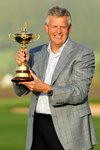 2010 Winning Captain - Colin Montgomerie Prints