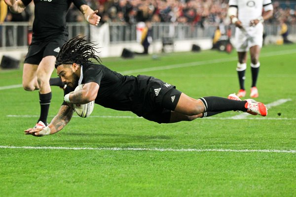 Ma'a Nonu New Zealand v England 2014