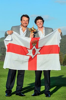 Northern Ireland Ryder Cup Stars - 2010