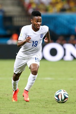 Raheem Sterling England 2014 World Cup